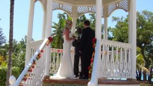 Heirat und 50. Geburtstag auf Jamaika, März 2011